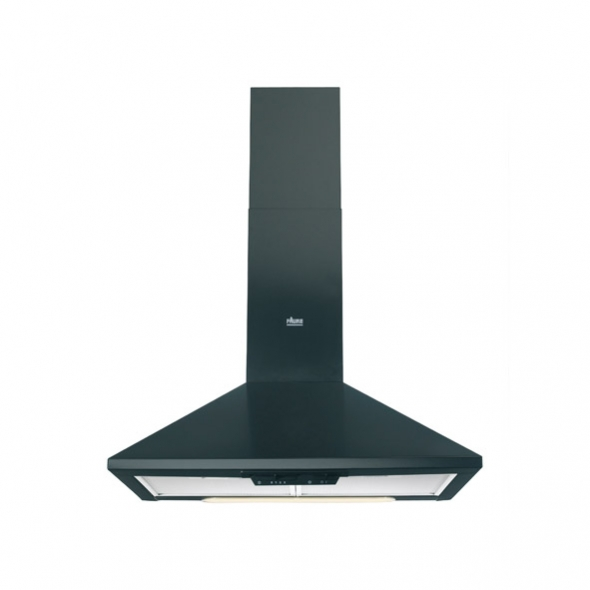 Hotte de cuisine aspirante - Pyramide 60 cm - Noir - FAURE - FHC60131N1