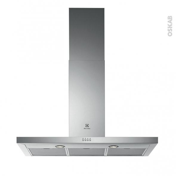 Hotte box - 90cm - Inox - ELECTROLUX - EFC90467OX
