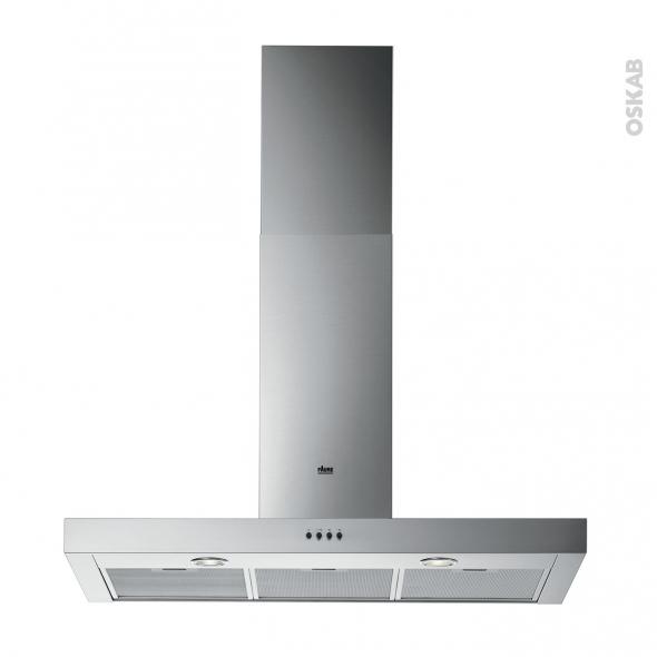 Hotte box - 90cm - Inox - FAURE - FHC9264X
