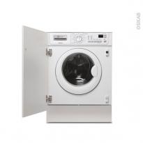 Lave linge 60CM- Intégrable 7kg - ELECTROLUX - EWG127410W