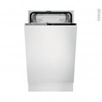 Lave vaisselle 45cm - Full Intégrable 9 couverts - ELECTROLUX - ESL4510LO