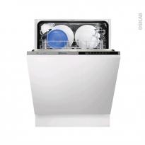 Lave vaisselle 60CM - Full Intégrable 13 couverts - ELECTROLUX - ESL5316LO