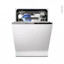 Lave vaisselle 60CM - Full Intégrable 15 couverts - ELECTROLUX - ESL8320RO