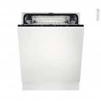 Lave vaisselle 60cm - Full Intégrable 13 couverts - ELECTROLUX - KESC7310L