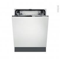 Lave vaisselle 60CM - Full Intégrable 13 couverts - FAURE - FDT24003FA