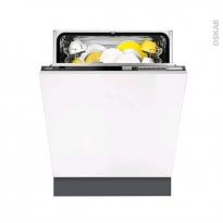 Lave vaisselle 13 couverts - Full Intégrable 60 cm - FAURE - FDT26016FA