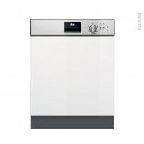 Lave vaisselle 60CM - Intégrable 13 couverts - Inox - FAURE - FDI22003XA