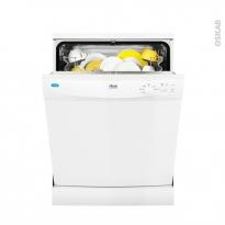 Lave vaisselle 13 couverts - Pose libre 60 cm - Blanc - FAURE - FDF2330WA
