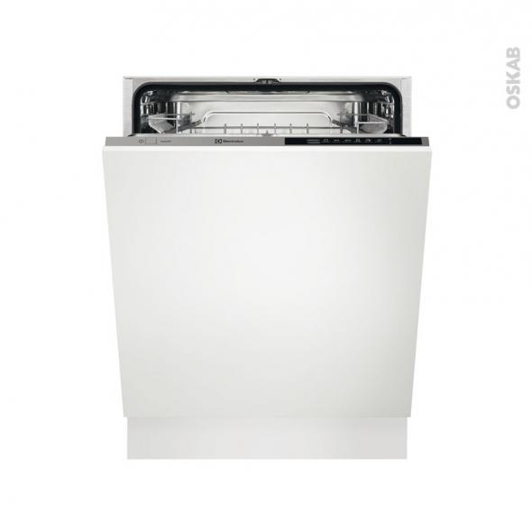 Lave vaisselle 60CM - Full Intégrable 13 couverts - ELECTROLUX - ESL5324LO
