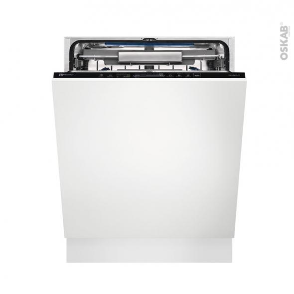 Lave vaisselle 60cm - Full Intégrable 13 couverts - ELECTROLUX - EEC87300L
