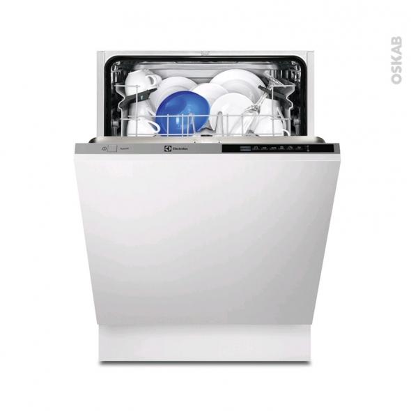 Lave vaisselle 60CM - Full Intégrable 13 couverts - ELECTROLUX - ESL5347LO