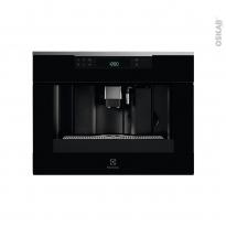Machine à café - Encastrable 45cm - Inox anti-trace - ELECTROLUX - KBC65X