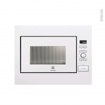 Micro-Ondes 26L - Intégrable 45CM - Blanc - ELECTROLUX - EMS26004OW