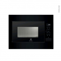 Micro-ondes - Intégrable 45cm 26L - Noir - ELECTROLUX - EMS26004OK