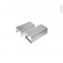 Cheminée K5010M pour hotte EFV55465OX - ELECTROLUX