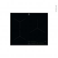 Plaque induction - 3 foyers - Verre Noir - ELECTROLUX - EIF61342