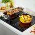 #Plaque induction - 3 foyers L60cm - Verre noir - FAURE - FEM6732FBA