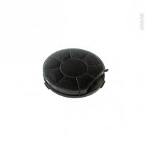 Filtre à charbon - Lot de 2 - Pour hotte casquette type HV60 - FRIONOR - FCHVTEC