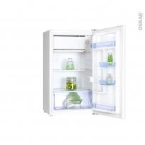 Petit réfrigérateur 93L - Sous plan 85 cm - Blanc - FRIONOR - FP481F