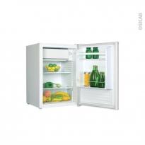 Réfrigérateur 85cm - Sous plan 93L - Blanc - FRIONOR - DF111NN