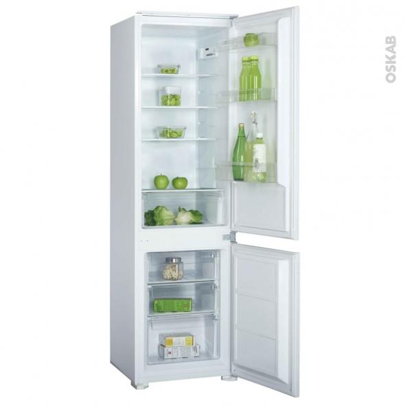 Réfrigérateur 250L - Intégrable 177 cm - FRIONOR - DE234BI