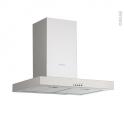Hotte box - 90cm - Inox - SILVERLINE - DINA