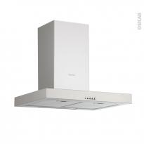 Hotte box - 60cm - Inox - SILVERLINE - DINA