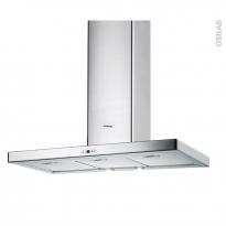 Hotte box - 90cm - Inox - SILVERLINE - OPALE