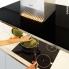 #Hotte de cuisine aspirante - Ilot décorative 90 cm - Inox - SILVERLINE - CALIFORNIA