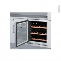 Cave à vin de service - Sous plan 82 cm - Ouverture à gauche - WHIRLPOOL - ARZ000L