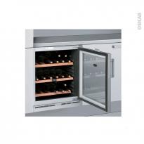 Cave à vin de service - Sous plan 82 cm - Ouverture à droite - WHIRLPOOL - ARZ000W
