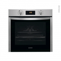 Four encastrable pyrolyse - Multifonction 71L - Inox - INDESIT - IFW 5844 P IX