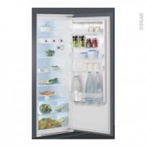 Réfrigérateur 318L - Intégrable 178cm - INDESIT - SIN 1801 AA