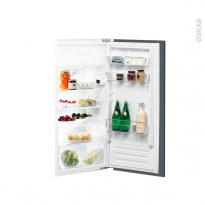 Réfrigérateur 190L - Intégrable 122cm - WHIRLPOOL - ARG860A+