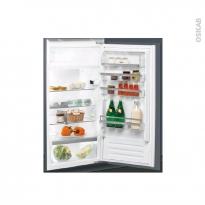 Réfrigérateur 122cm - Intégrable 190L - WHIRLPOOL - ARG867A+