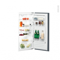 Réfrigérateur 122cm - Intégrable 209L - WHIRLPOOL - ARG850A+