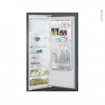Réfrigérateur 292L - Intégrable 178cm - INDESIT - ZSIN 1801 AA