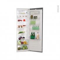 Réfrigérateur 177cm - Intégrable 318L - WHIRLPOOL - ARG18070A+