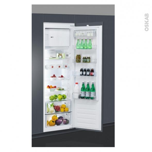 Réfrigérateur 177cm - Intégrable 292L - WHIRLPOOL - ARG18470A+
