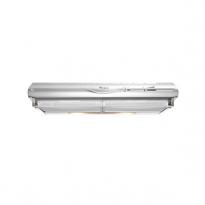 Hotte de cuisine aspirante - Casquette 60cm - Blanc - WHIRLPOOL - AKR441WH