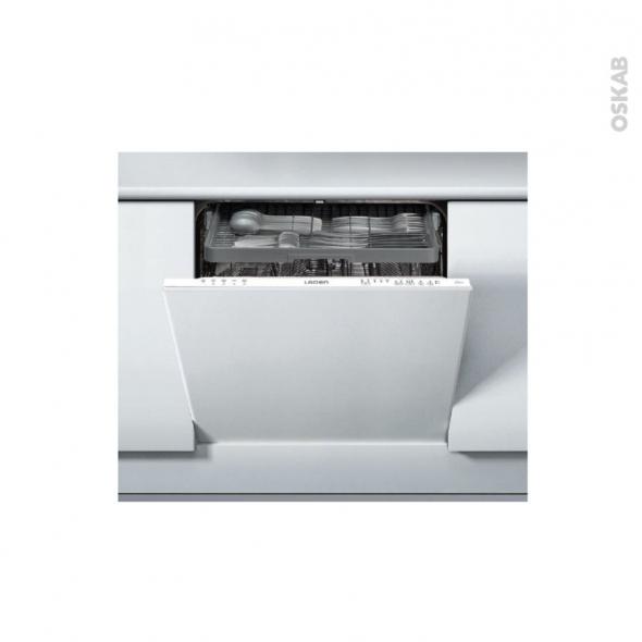 Lave vaisselle 60CM - Full Intégrable 13 couverts - LADEN - LVI230FD