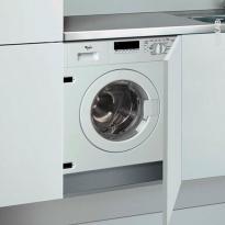 Lave linge 6 kg - Intégrable 60 cm - WHIRLPOOL - AWOD060