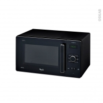 Micro-ondes - Pose libre 25L - Noir - WHIRLPOOL - GT281NB