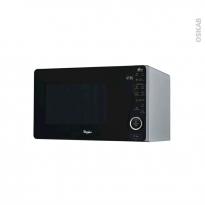 Micro-ondes grill - Pose libre 25L - Silver - WHIRLPOOL - MWF421SL