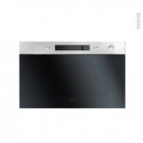 Micro-ondes - Intégrable 38cm 22L - Inox - WHIRLPOOL - AMW490IX
