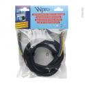 Câble électrique - pour appareil de cuisson - sup5750W - CAB360 - WPRO