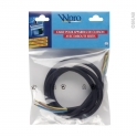Câble électrique - pour appareil de cuisson - inf5750W - CCB340 - WPRO