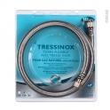 Flexibles de gaz - Tressinox gaz naturel - Validité 10 ans - Longueur 1.5 m - TNT157 - WPRO