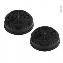 Pack de 2 Filtres à charbon - anti odeurs - Type 47 - AMC023/1 - WPRO