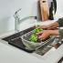 #Robinet de cuisine - EUROSMART - Mitigeur avec douchette - Chromé - GROHE